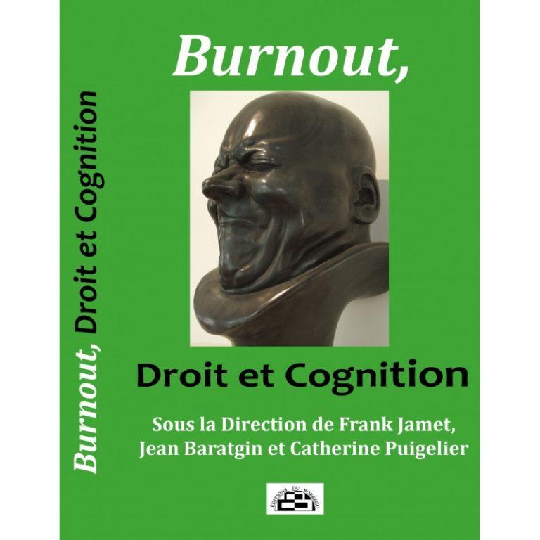 Read more about the article Burnout, droit et cognition