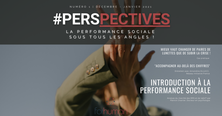 Webzine #Perspectives N°1 – Dec. / Janv. 2021